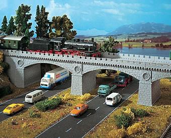 Vollmer 42551 - Steinbogenbrücke - H0 (2551)