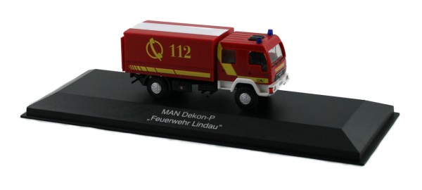Rietze 68037 - MAN Dekon-P FW Lindau - 1:87 - Einsatzserie