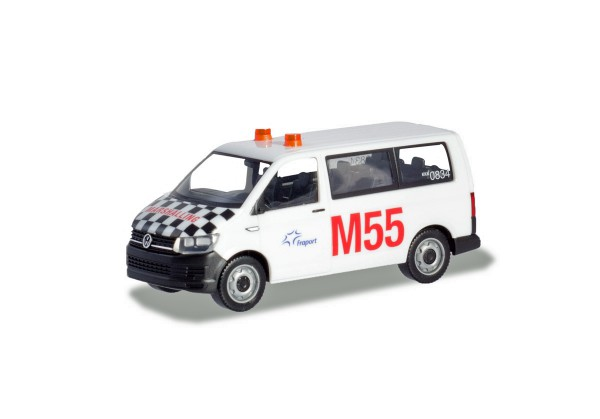 "Herpa 094399 - VW T6 Multivan ""Fraport Marshalling"" - 1:87"