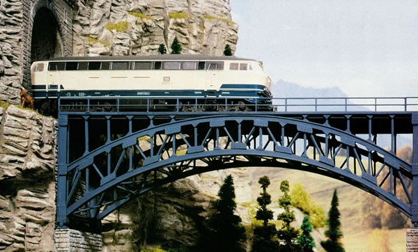 Vollmer 42548 - Schlossbach-Bogenbrücke - H0 (2548)