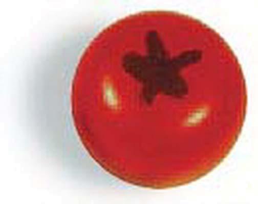 Tomaten aus Holz - 12 Stück (7055)