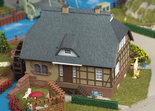 Kibri 39157 (9157) - Moisburger Wassermühle - H0