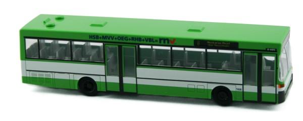 Rietze 71802 - Mercedes-Benz O405 RNV Mannheim - 1:87