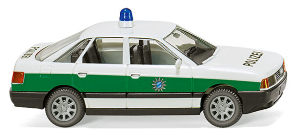 Wiking 086443 - Polizei - Audi 80 - 1:87