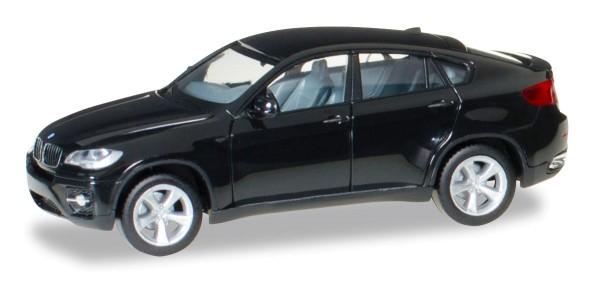 Herpa 024037-002 - BMW X6™, schwarz - 1:87