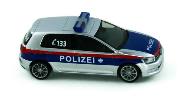 Rietze 53201 - VW Golf 7 Polizei (AT) - 1:87