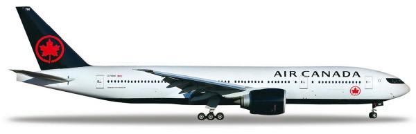 Herpa Wings 531801 - Air Canada Boeing 777-200LR - C-FNNH - 1:500