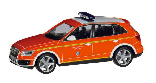 """Herpa 094344 - Audi Q5 Kommandowagen """"Feuerwehr Ingolstadt"""" - 1:87"""