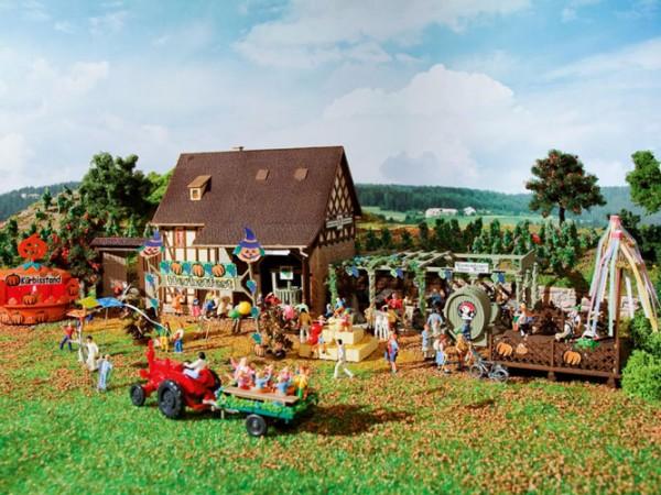 Vollmer 43009 - Herbstfest - Bausatz - H0 (3009)