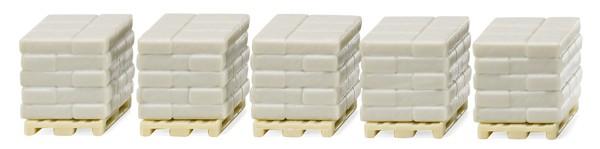Wiking 001822 - Zubehörpackung - Baustoffe II - 1:87