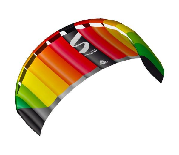 Invento-HQ Lenkmatte Symphony Pro 2.2 Rainbow R2F (220 x 73 cm)