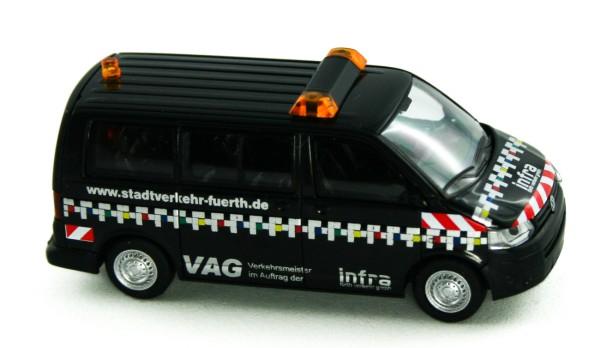 Rietze 53613 - VW T5 GP Infra Fürth - 1:87