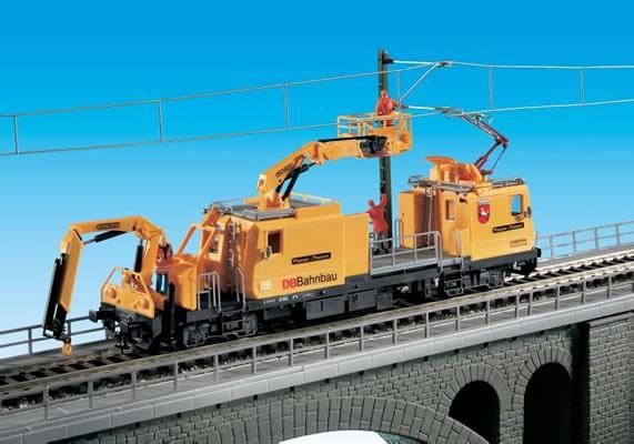 Kibri 16082 - PLASSER & THEURER Motorturmwagen - H0