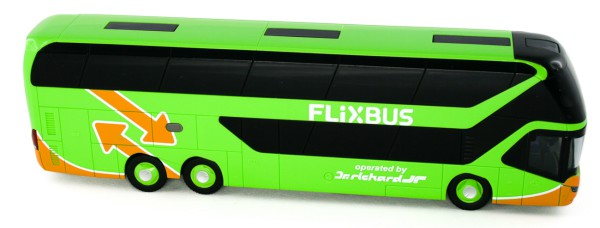 Rietze 69041 - Neoplan Skyliner ´11 Flixbus - Dr. Richard (AT) - 1:87