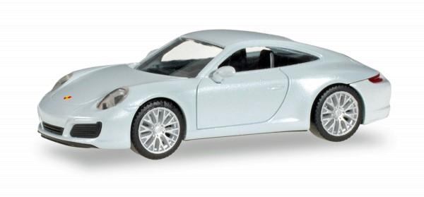 Herpa 038546 - Porsche 911 Carrera 2 S Coupé, carraraweiß metallic - 1:87