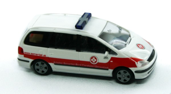 Rietze 51099 - Ford Galaxy ASB Florisdorf (AT) - 1:87
