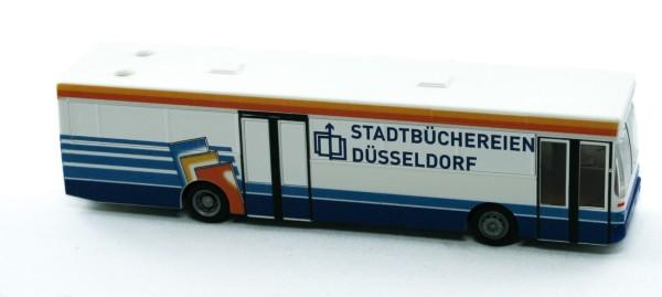 Rietze 72101 - MAN SL 202 Bücherbus Düsseldorf - 1:87