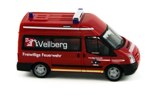 Rietze 52536 - Ford Transit ´06 Feuerwehr Vellberg - 1:87