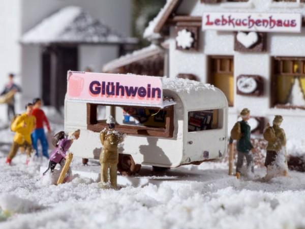 Vollmer 47616 - Glühweinstand - N (7616)