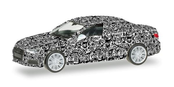 herpa 027694 - Audi A4 Limousine, getarnt - 1:87