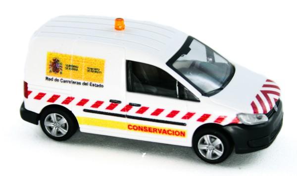 Rietze 31812 - Volkswagen Caddy 11 Conservacion (ES) - 1:87