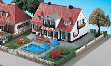 Kibri 38332 (8332) - Landhaus Cloppenburg - H0