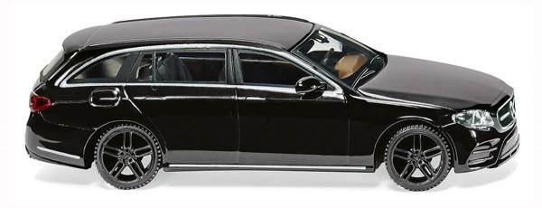 Wiking 022707 - MB E-Klasse S213 AMG - schwarz - 1:87