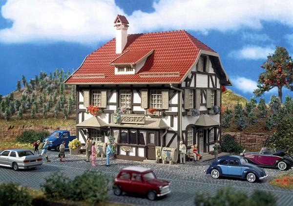 Vollmer 3745 - Gasthof Rebstock - H0