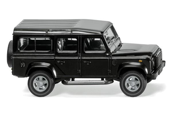 Wiking 010201 - Land Rover Defender 110 - schwarz - 1:87