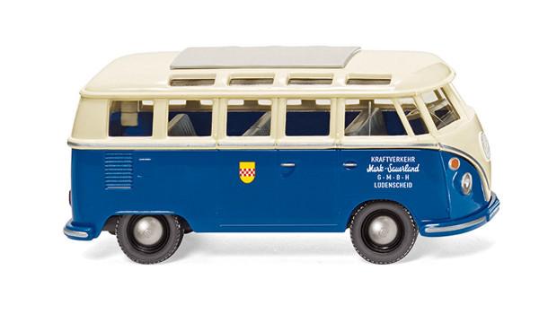 "Wiking 079726 - VW T1 Sambabus ""Mark Sauerland"" - 1:87"