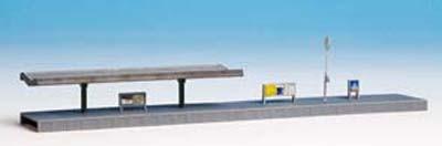Kibri 36707 (6707) - Bahnsteigverlängerung - Z