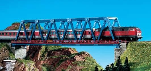 Kibri 37667 (7667) - Murgtal-Brücke (eingleisig) - N