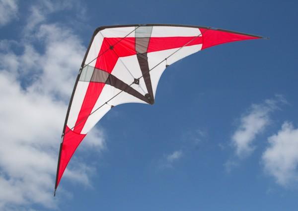 Invento-HQ - Stratus - Leichtwind-Lenkdrachen (185 x 76 cm) - R2F
