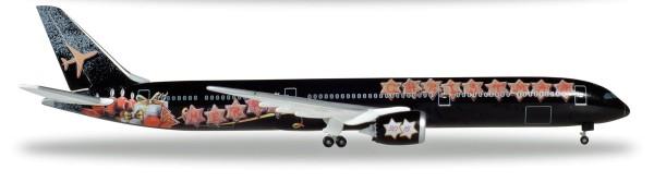 Herpa Wings 531740 - Christmas 2018 Boeing 787-10 Dreamliner - 1:500