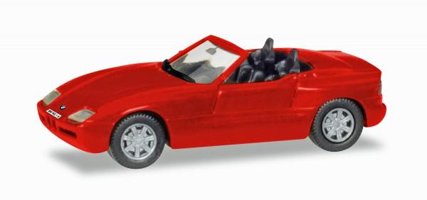 """Herpa 028912 - BMW Z1 Roadster """"Herpa-H-Edition"""" (mit Kennzeichenbedruckung) - 1:87"""