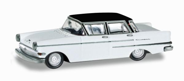 Herpa 024556-004 - Opel Kapitän, cremeweiß - 1:87
