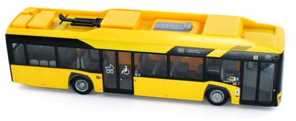 Rietze 76803 - Solaris Urbino 12´19 electric BVG - 1:87 - Collectors Edition