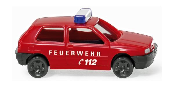 Wiking 093405 - Feuerwehr - VW Golf III - 1:160