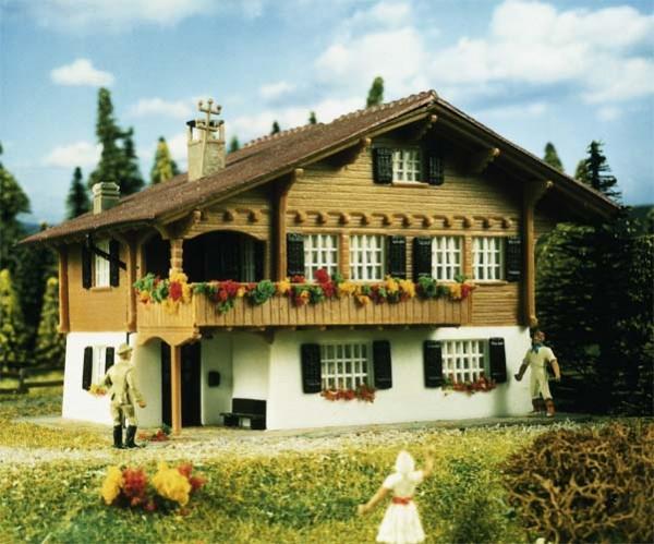 Kibri 38805 (8805) - Chalet in Brienz - H0