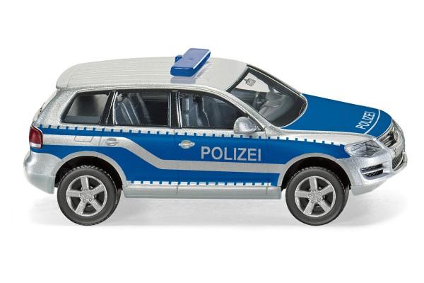 Wiking 010449 - Polizei - VW Touareg GP - 1:87