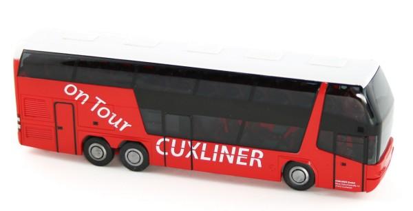 Rietze 65329 - Neoplan Skyliner Cuxliner Cuxhaven - 1:87