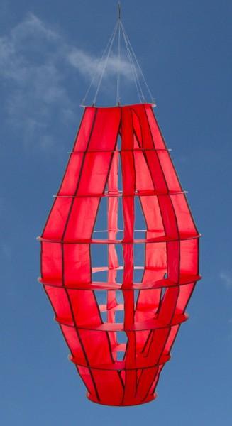 Invento-HQ Windspiel Hoffmanns Giant Lampion (59 x 142 cm)