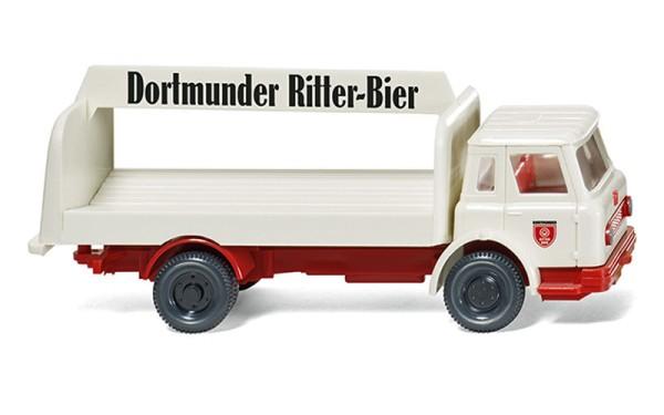 "Wiking 056001 - Getränke-Lkw (International Harvester) ""Ritter Bier"" - 1:87"