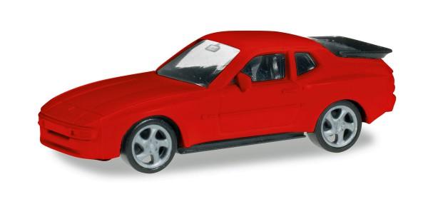 Herpa 012768-002 - Herpa MiniKit: Porsche 944, rot - 1:87