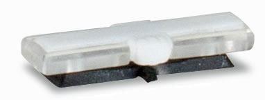 Herpa 053754 - Warnlichtbalken Techno-Design 8000 PKW, 6 Stück - 1:87