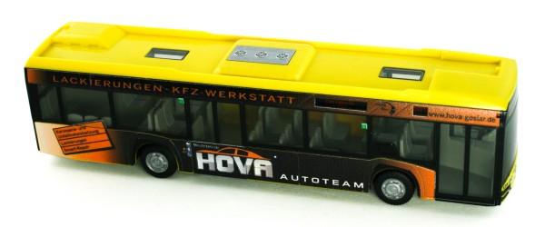 Rietze 73010 - Solaris Urbino 12 '14 Stadtbus Goslar - Hova Autoteam - 1:87 - Collectors Edition