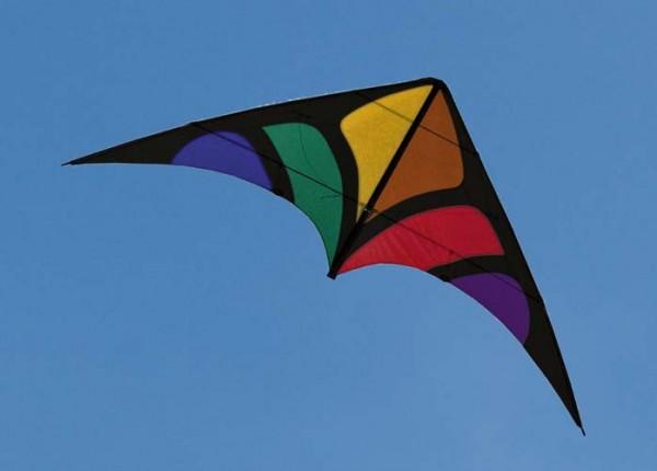 Spiderkites Lenkdrachen Tibellus - colours - Spannweite 185 cm