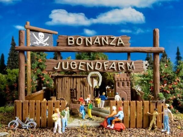 Vollmer 3604 - Jugendfarm Bonanza - H0
