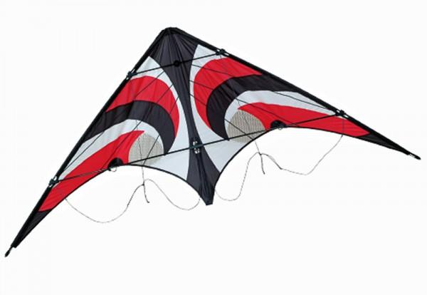 Premier Kites - Vision Red Vortex - 159 x 73 cm - Sportlenkdrachen