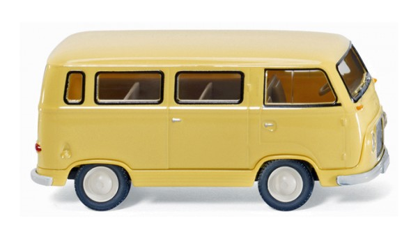 Wiking 028949 - Ford FK 1000 Bus - hellgelb - 1:87